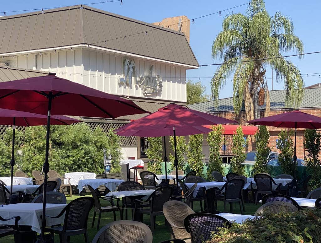 Monty's Woodland Hills-Outside Seating Patio