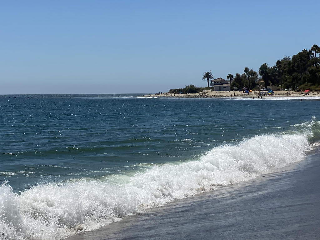 Topanga Beach Surf