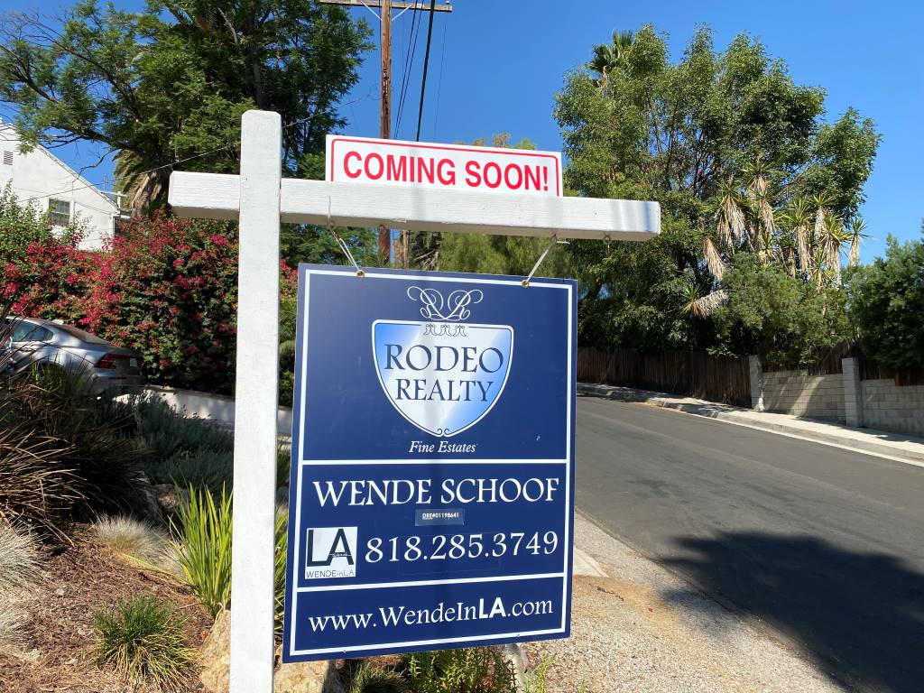 Coming Soon Realty Sign