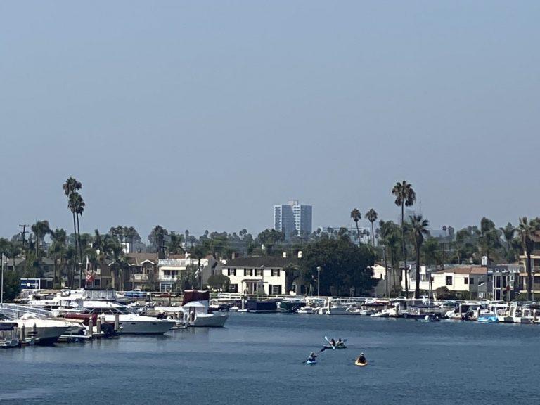 Long Beach Marine Stadium Kayaking