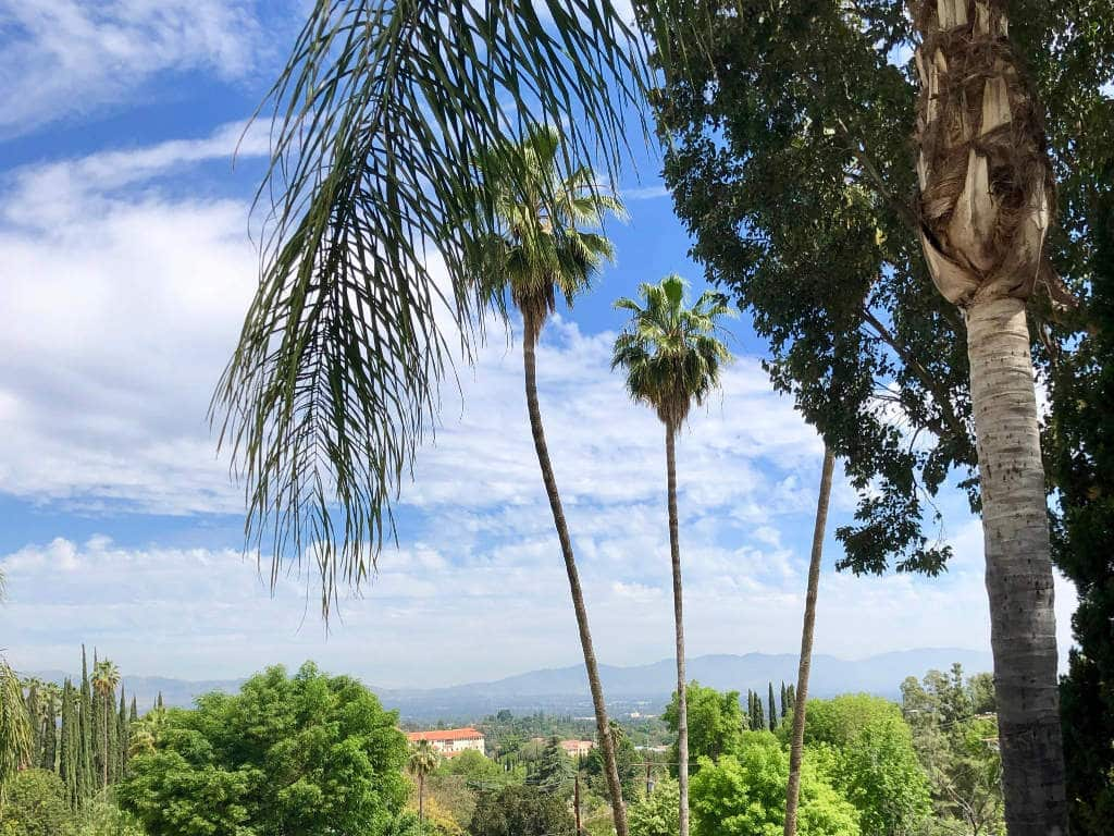 Woodland Hills Valley View