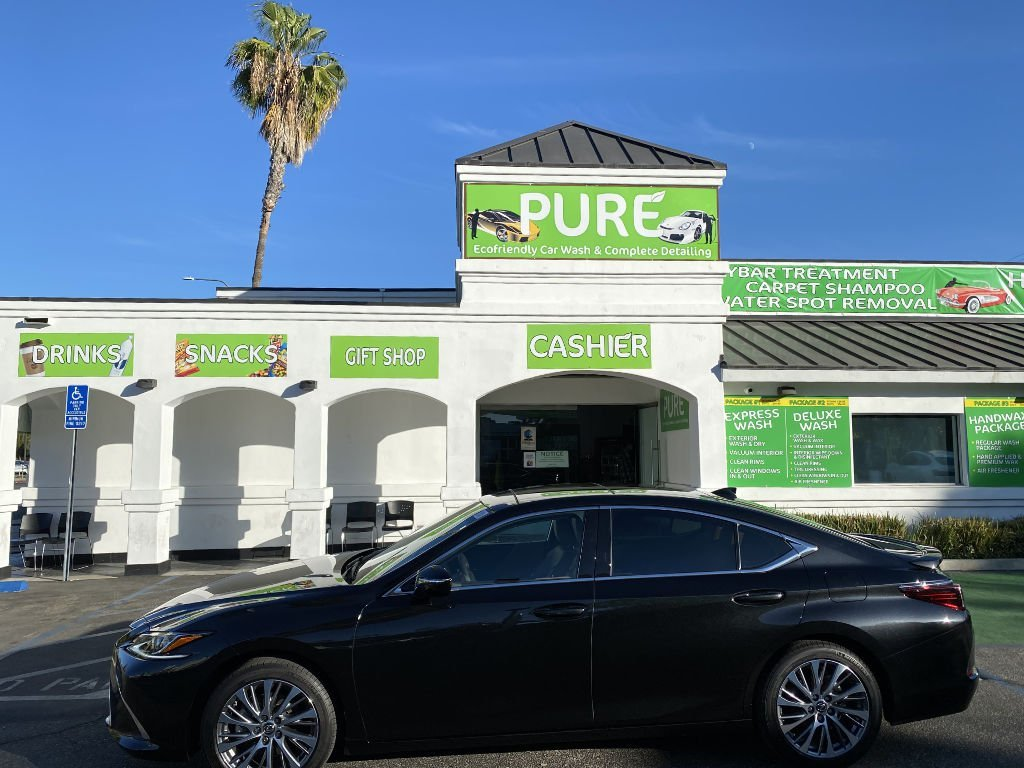 Pure Care Car Wash Woodland Hills