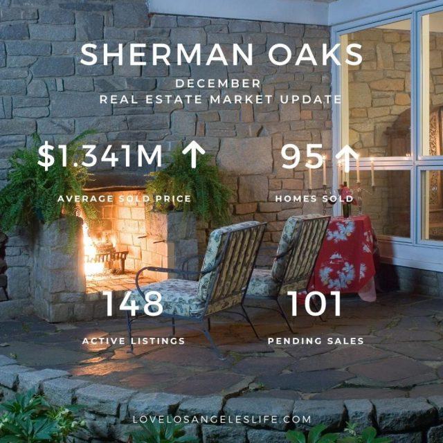 Dec 2020 Real Estate Market Update Sherman Oaks