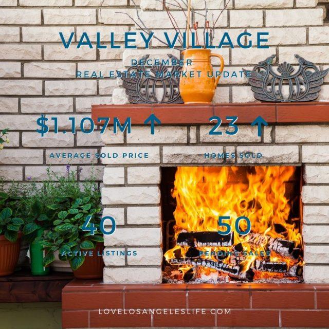 Dec 2020 Real Estate Market Update ValleyVillage