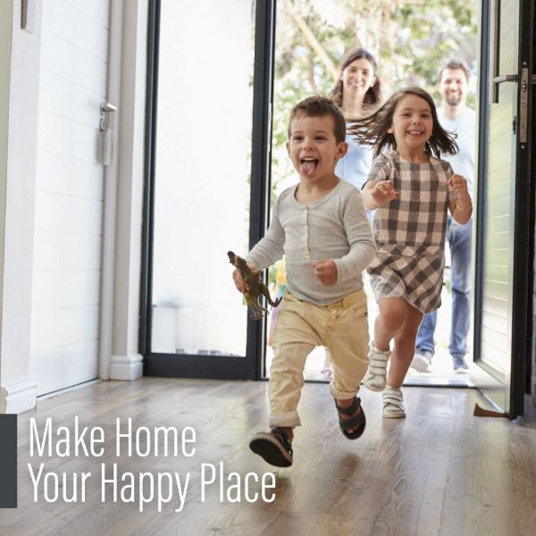 Make Home Your Happy Place