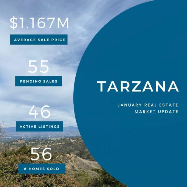 Market Update Tarzana 01152021