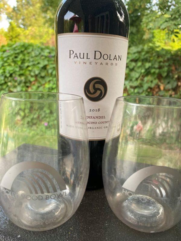 Wine and Wine Glasses